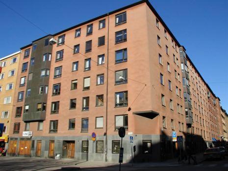 stambyte och renovering av lägenheter